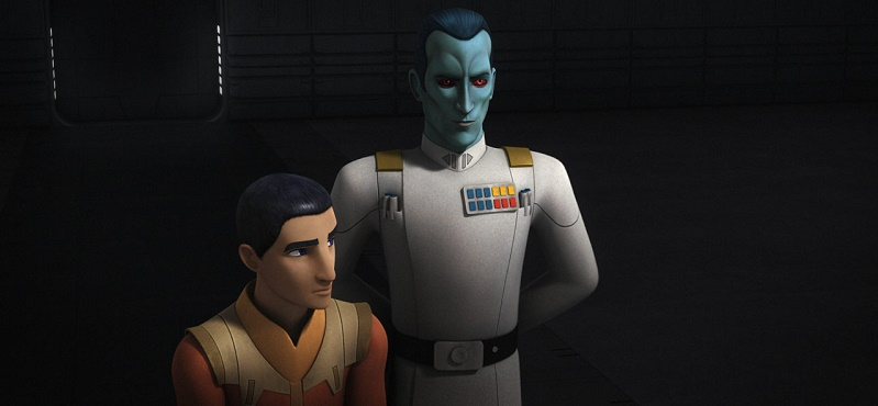 Should Ezra Bridger And Thrawn Series Still Be A Star Wars Possibility?