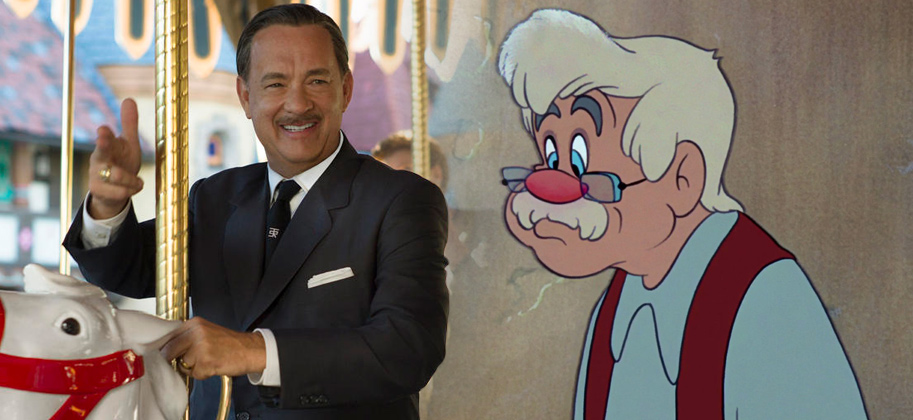 Tom Hanks Circling Role of Geppetto in Live Action 'Pinocchio'