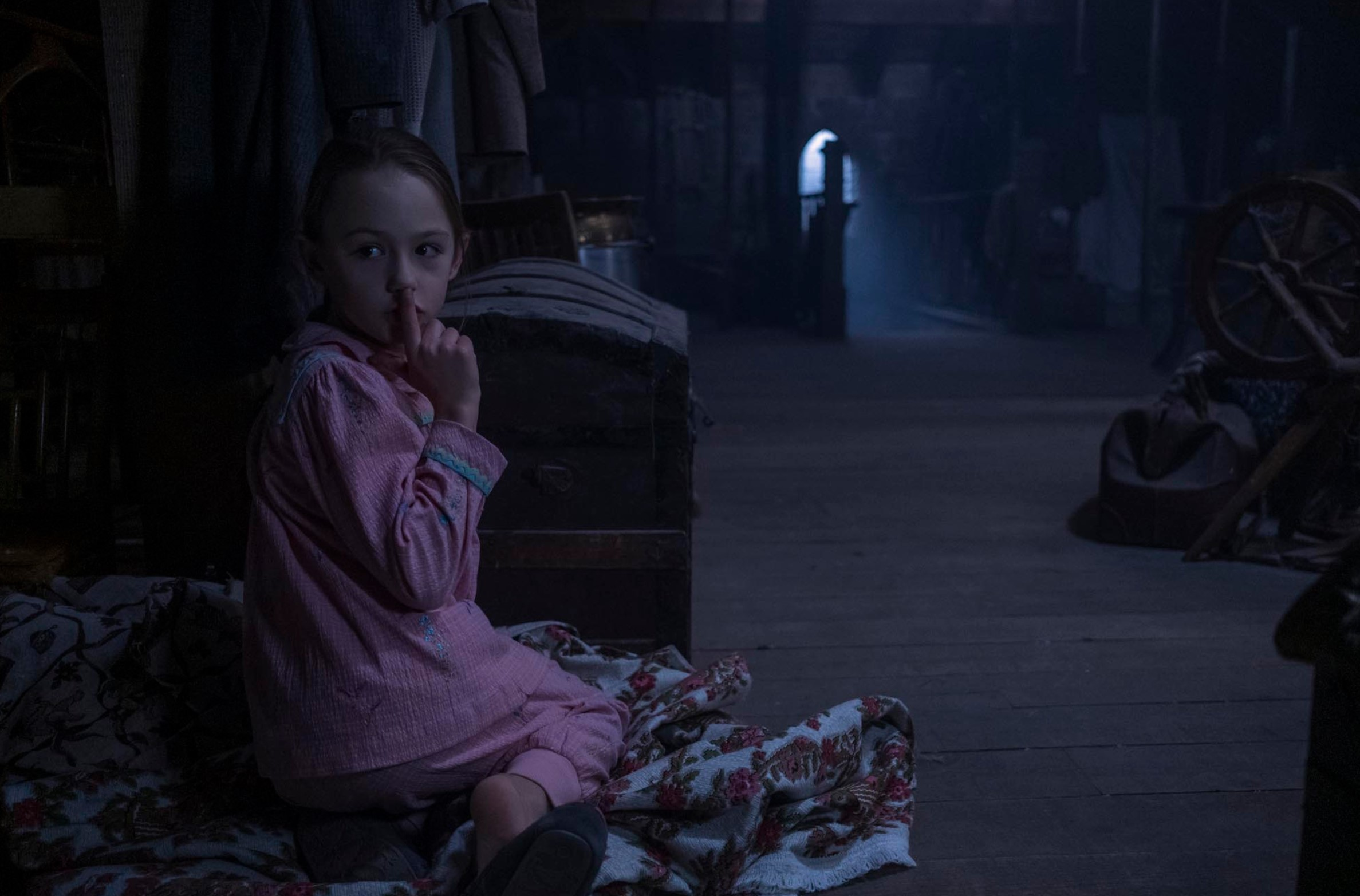 Latest 'Haunting of Bly Manor' Trailer Teases Even More Scares