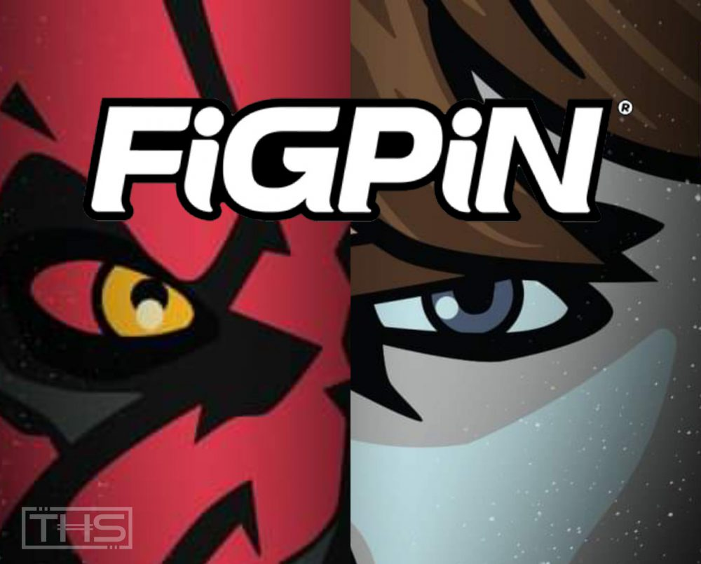 Toy Review: FiGPiN – The Clone Wars Pins