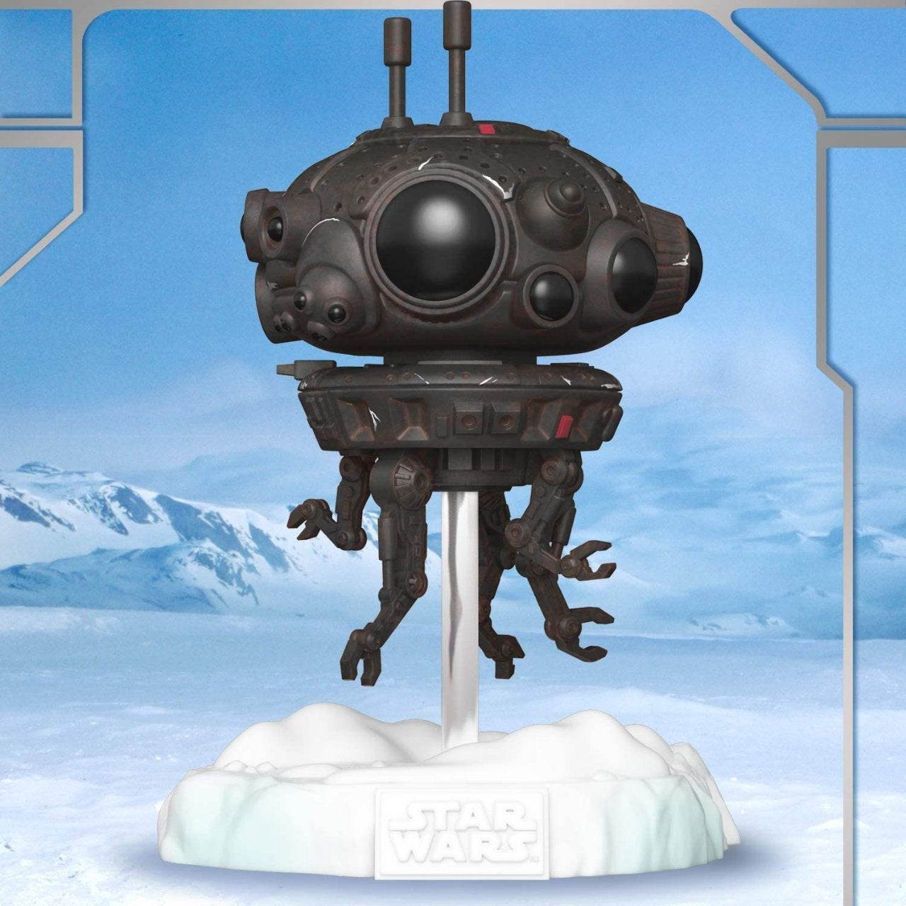 Adorable Funko Pop Imperial Probe Droid Now Available for Preorder