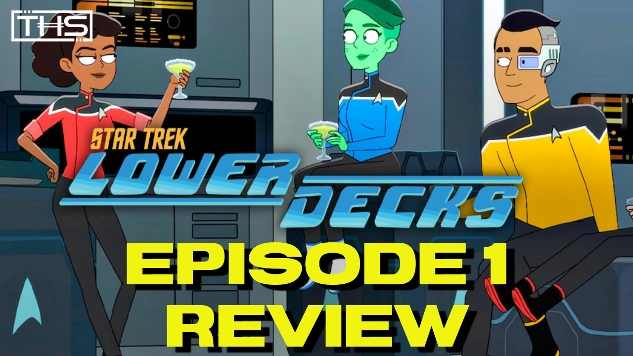 Star Trek: Lower Decks First Episode Review: Beams Up Just Fine