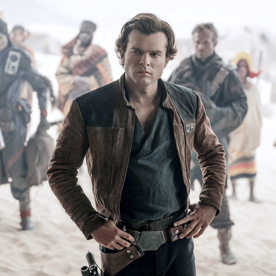 """Solo: A Star Wars Story"" Star Speaks Out Against Media Practices In Support of Movie"