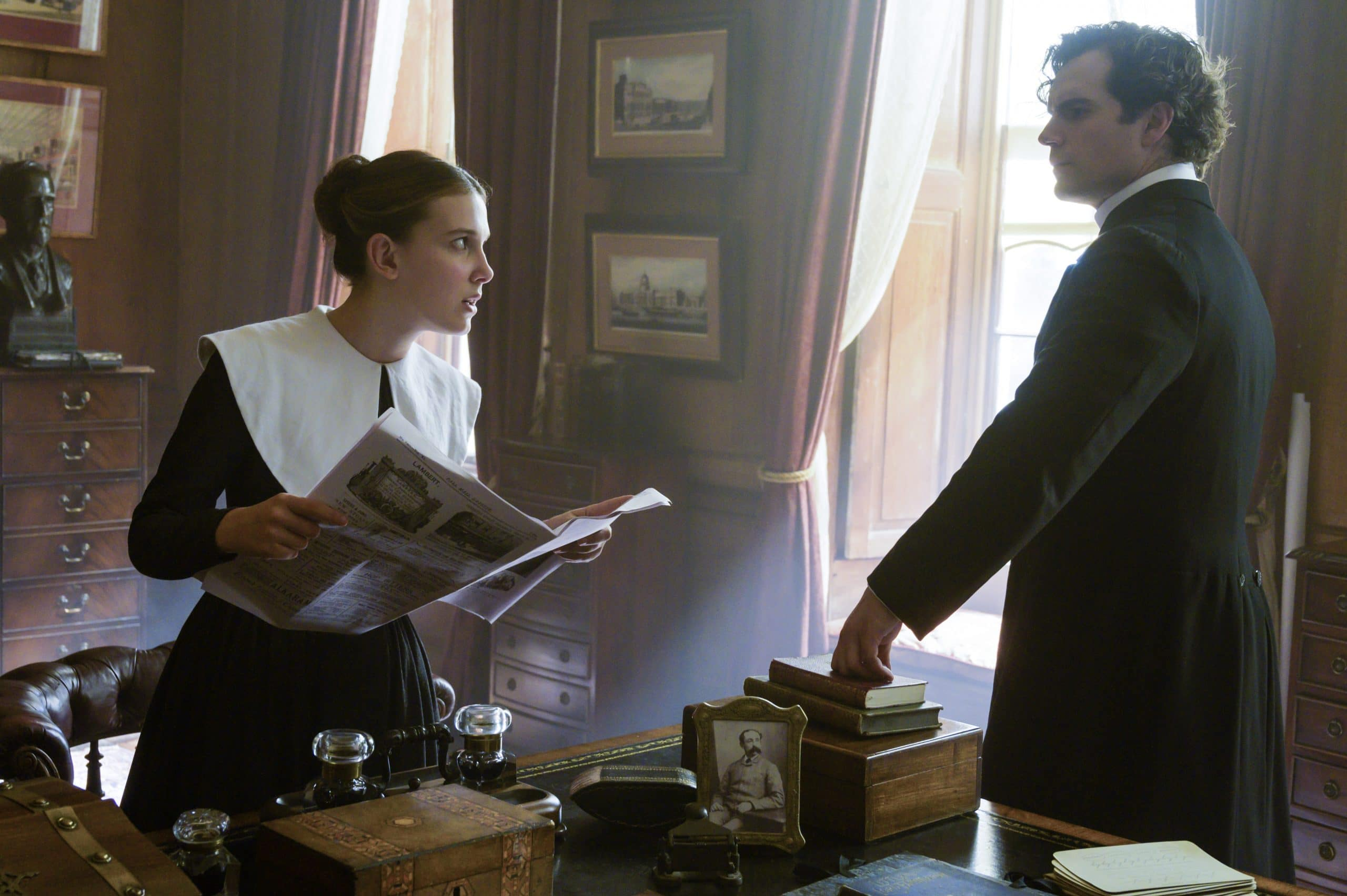 'Enola Holmes' Sequel Planned With Millie Bobby Brown, Henry Cavill Returning
