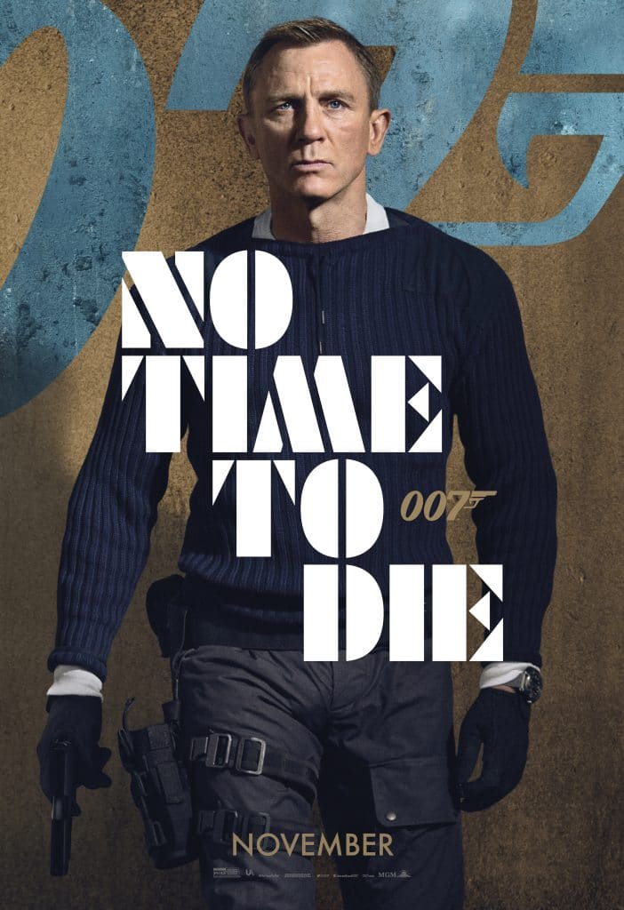 Death would have something to say about this James Bond film title.