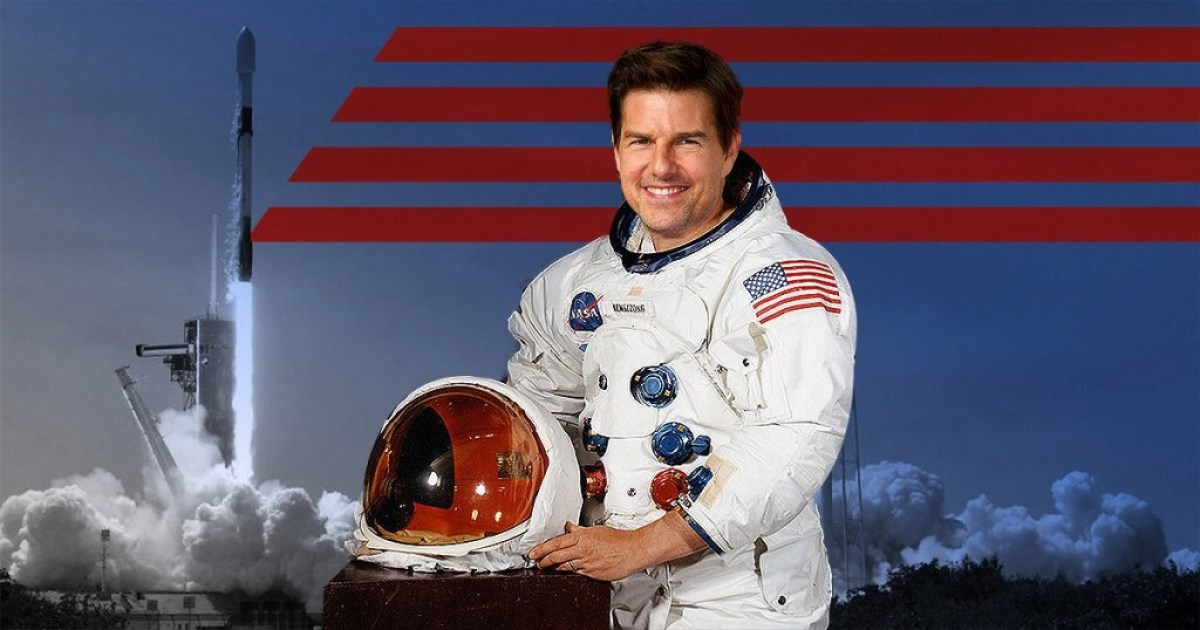 NASA Space Movie Starring Tom Cruise Gets Tentative October 2021 Liftoff Date