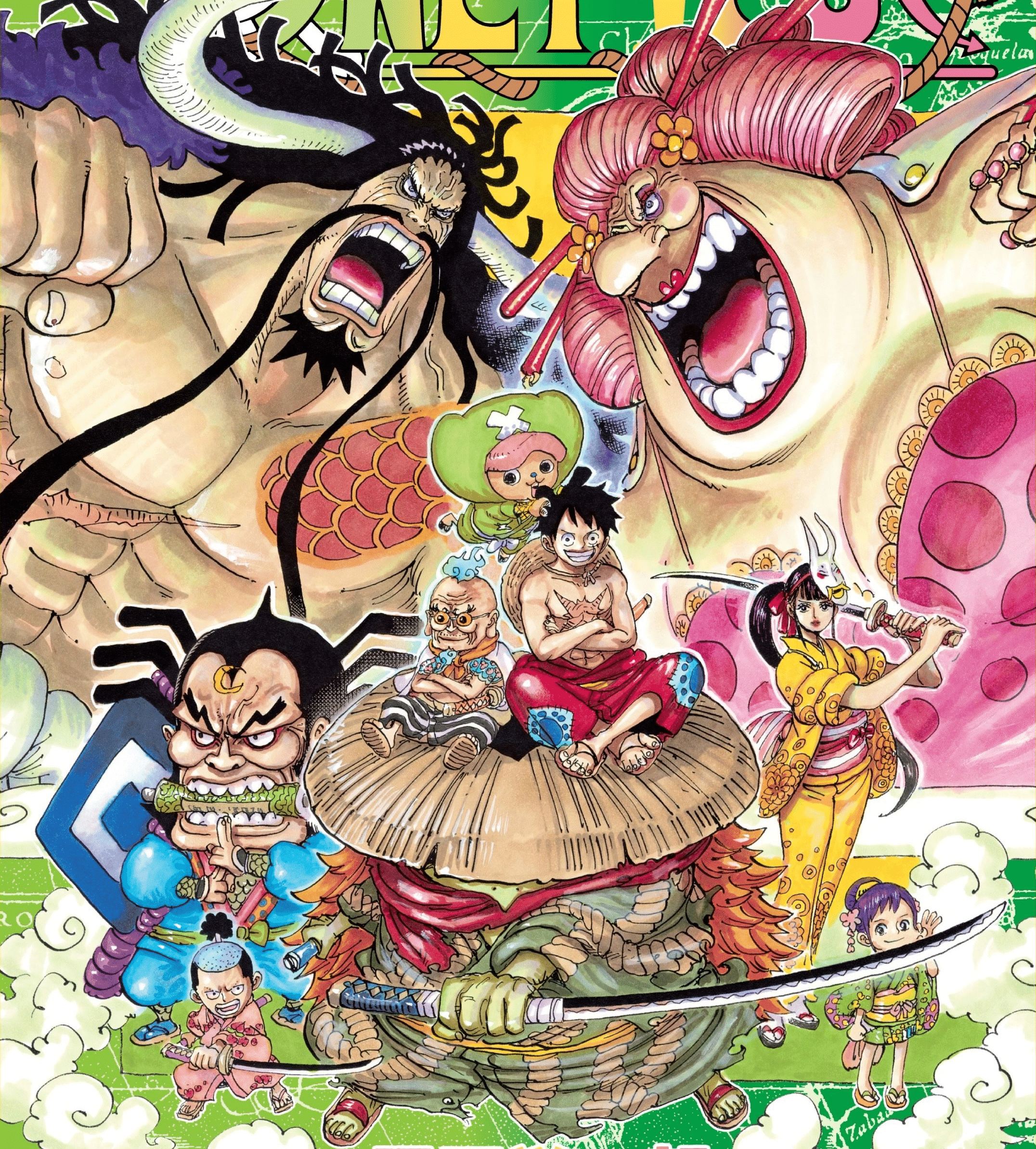 One Piece Mangaka Eiichiro Oda Plans to Reach Chapter 1000 Before Year's End