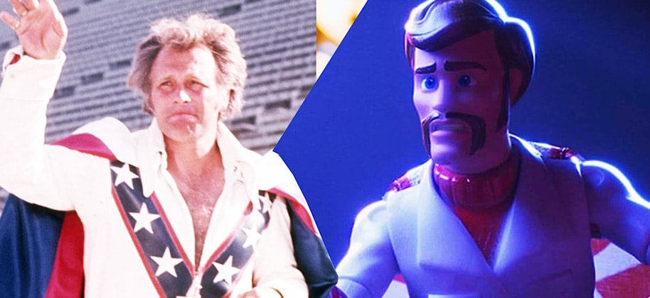 Disney Being Sued By Evel Knieval Estate Over Toy Story 4's Duke Caboom