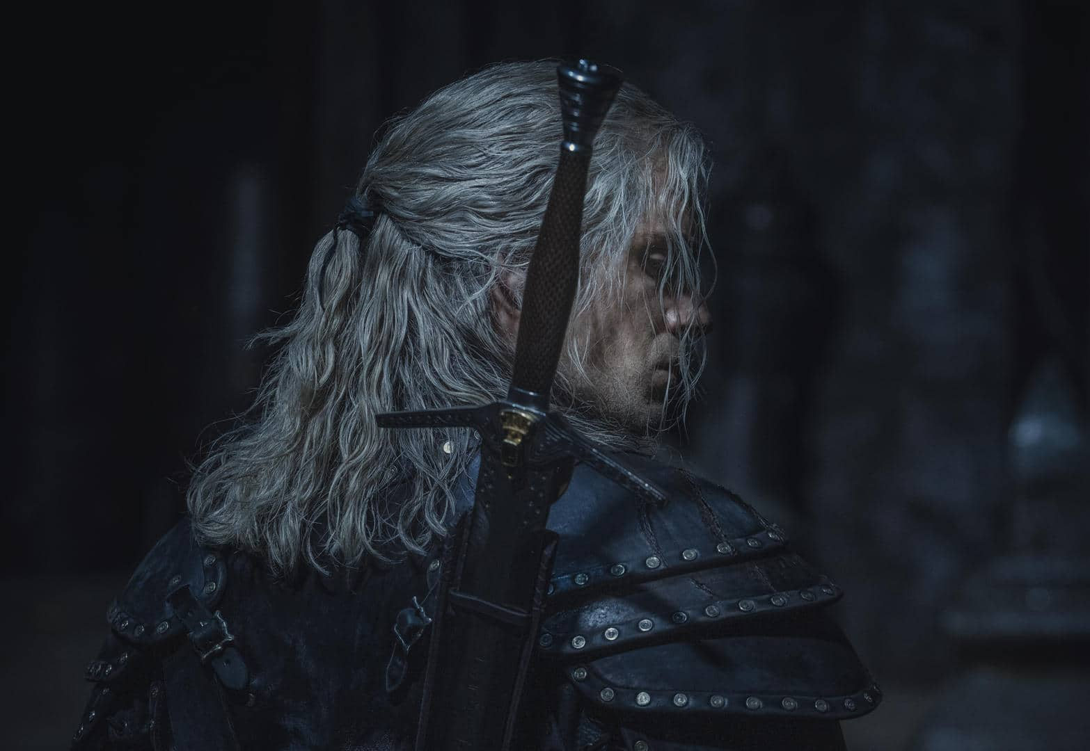 Check Out Geralt's New Look For Season Two Of The Witcher