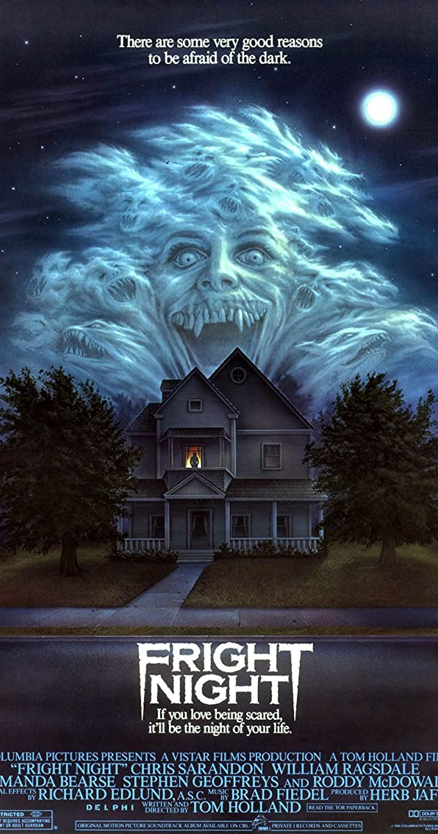 THS Fright-A-Thon: Fright Night Cast Reuniting For Virtual Script Reading On Halloween Eve