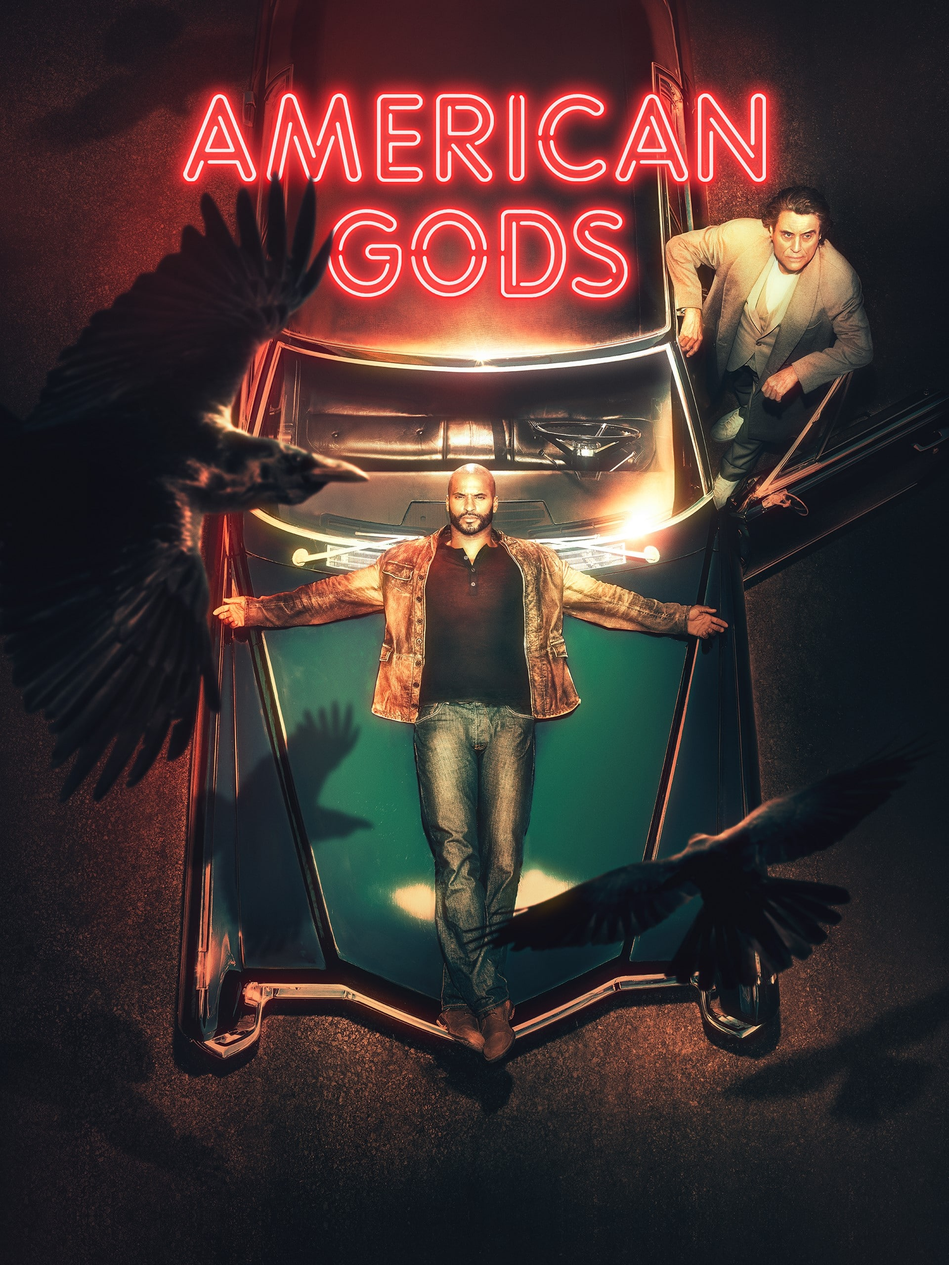 NYCC 2020: American Gods Season 3 Trailer Unveiled