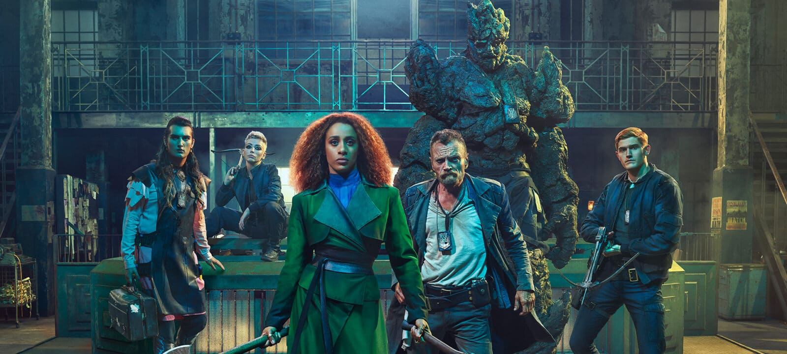 NYCC 2020: New Clips and Trailer for The Watch are Surprisingly Good, Actually Hilarious