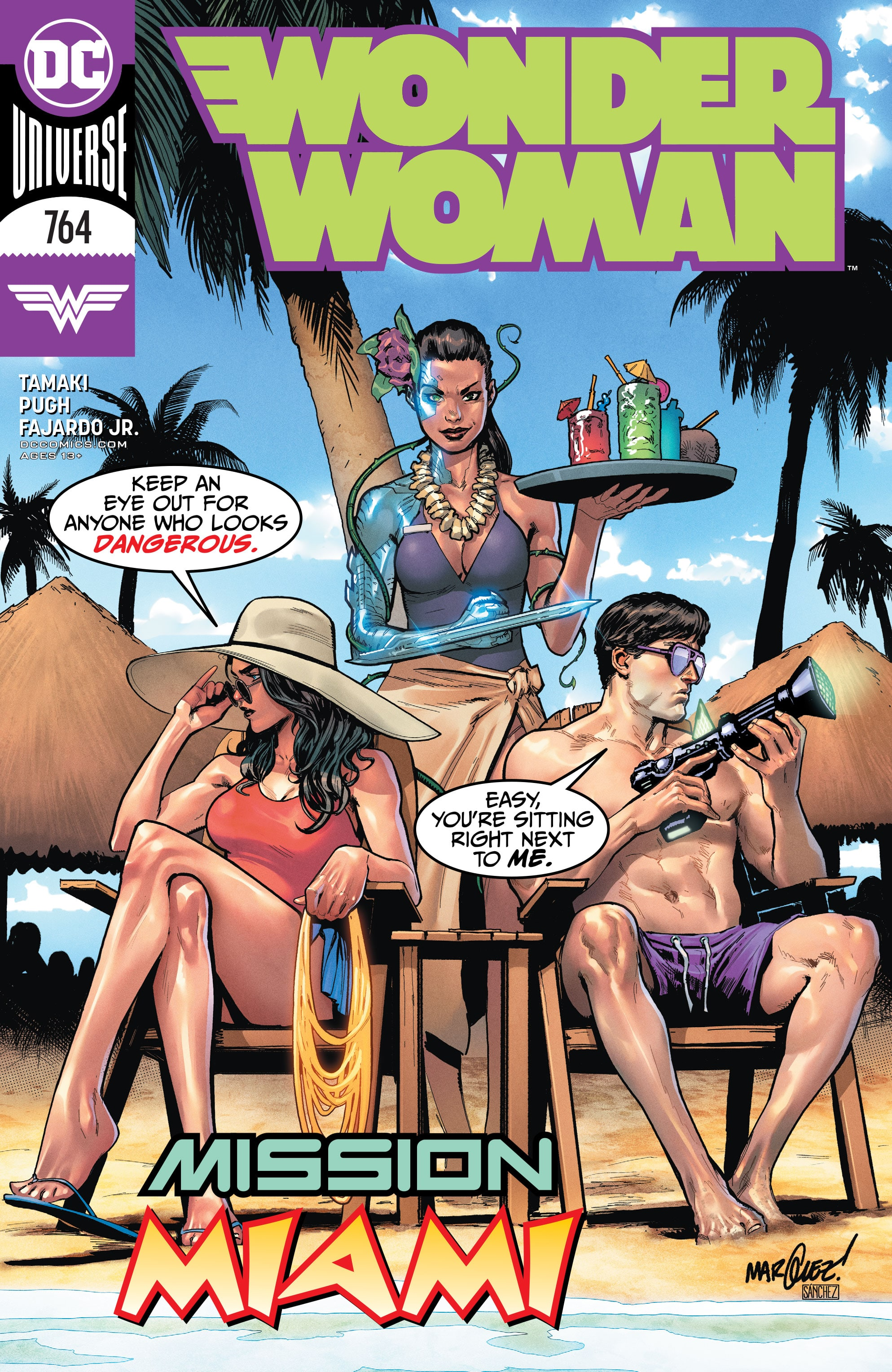 Wonder Woman 764 – Whose Title Are We Reading?