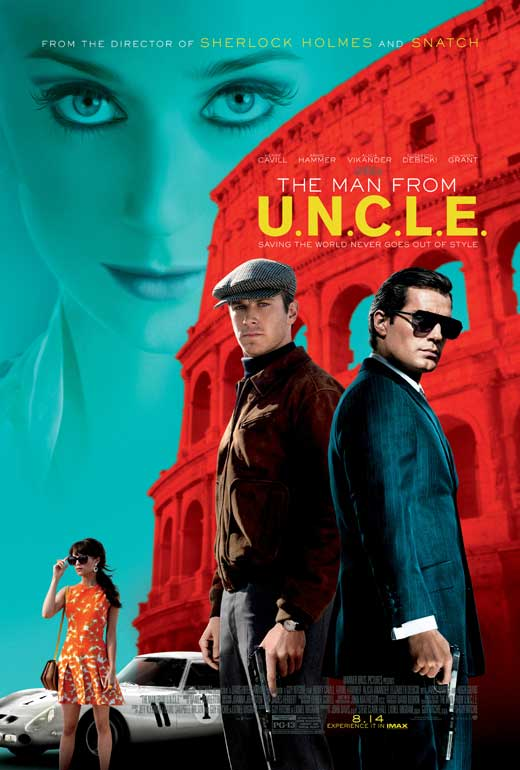 Armie Hammer Still Holds Out Hope for The Man From U.N.C.L.E. Sequel