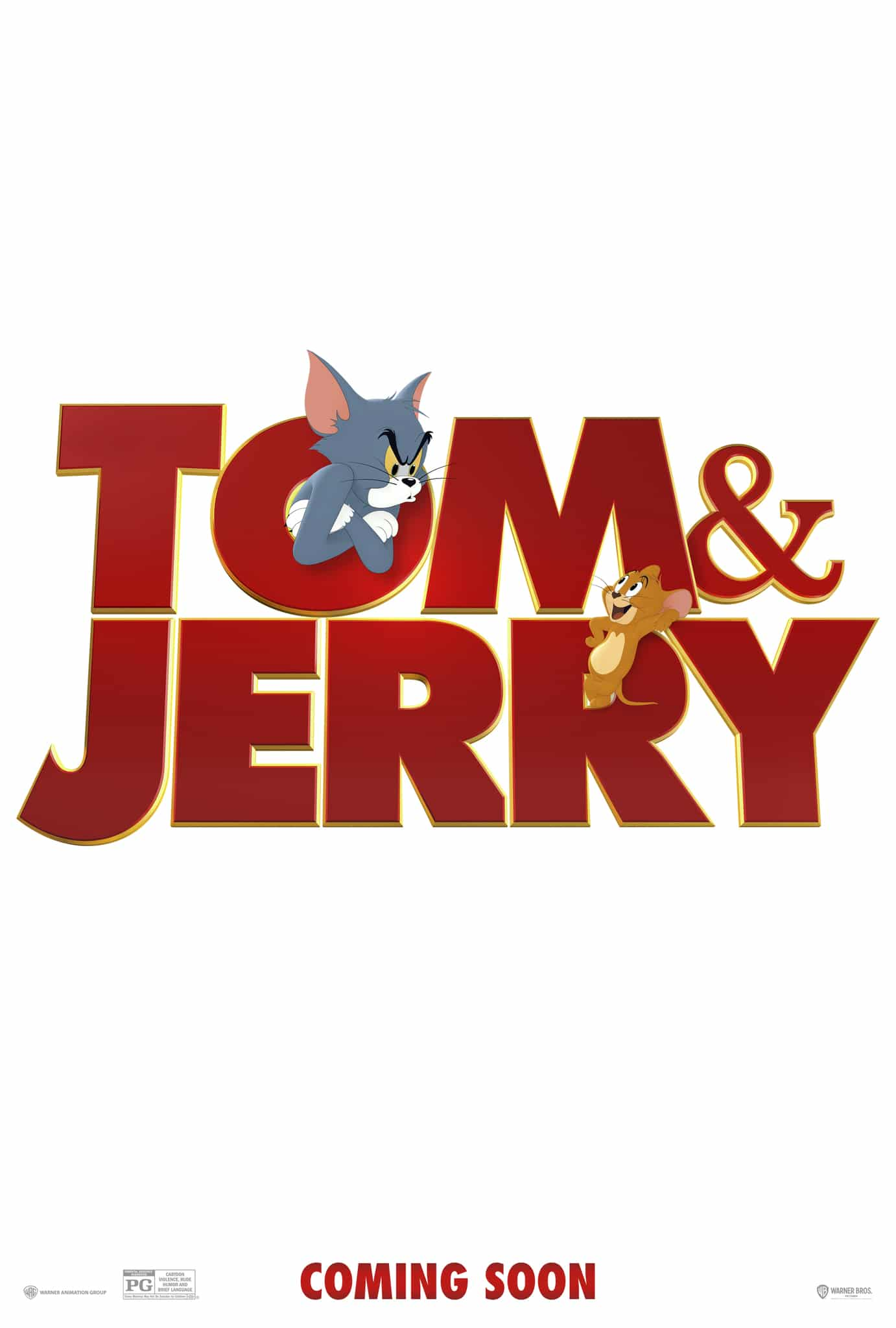 Tom and Jerry 2021 Movie Trailer Shows Duo Returning to Roots as Rivals