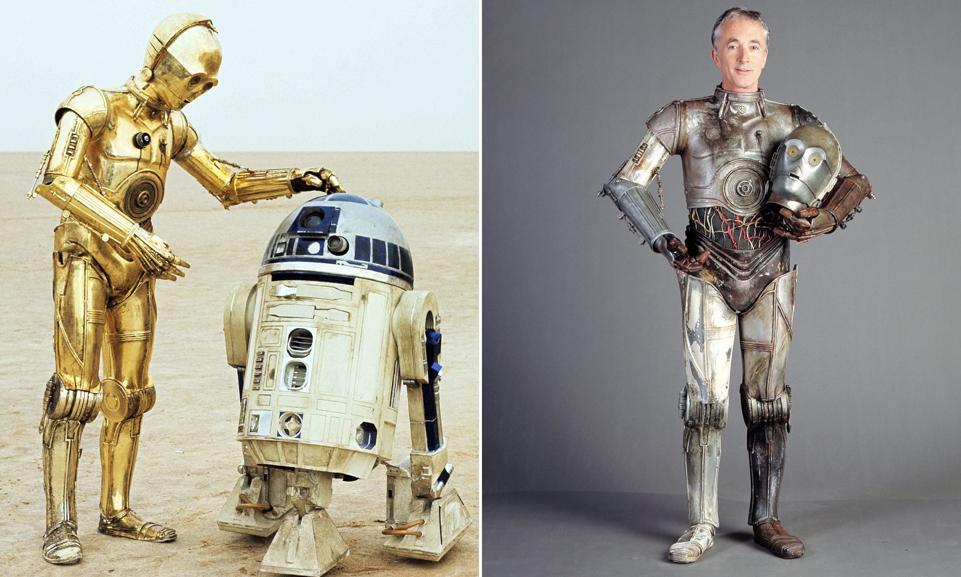 C-3PO Actor Anthony Daniels Confirms Zero Intention of Retiring from Star Wars