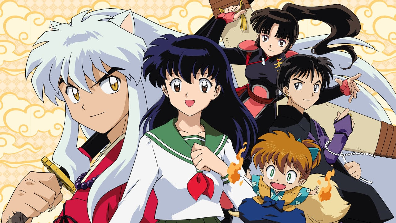 Inuyasha Original English Dub Cast Will Reunite for Yashahime Dub