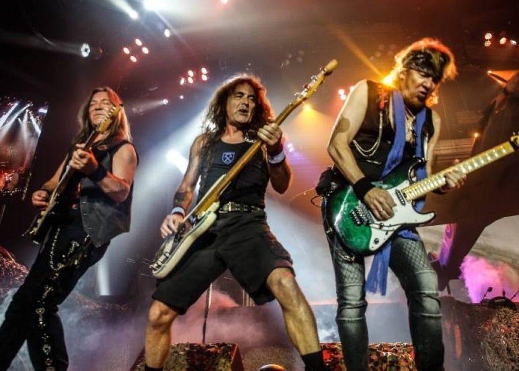 Adrian Smith Drops Details About Seeing Iron Maiden Without Him In 90's