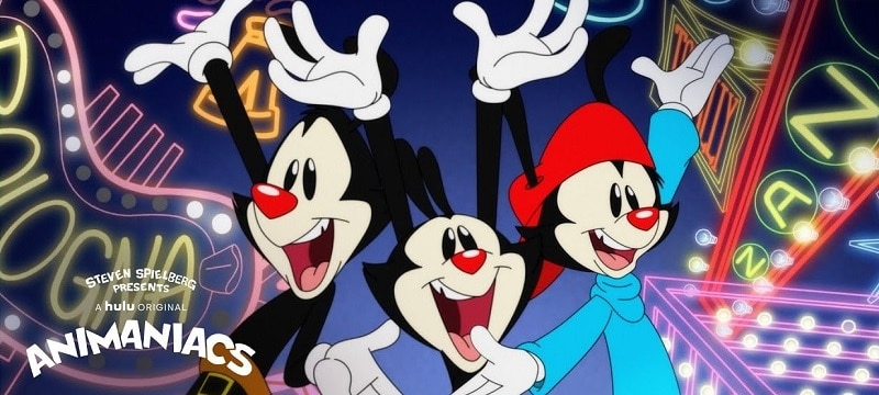 Animaniacs Return… Just in Time!