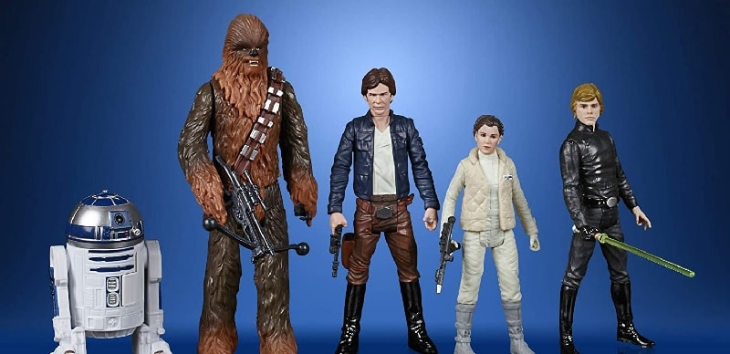 Deals A-Plenty For Star Wars Fans This Cyber Monday