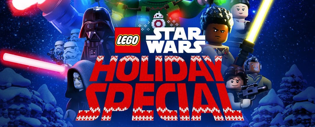 The LEGO Star Wars Holiday Special Is A Must Watch On Life Day