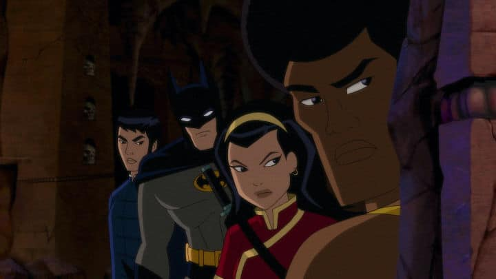 Batman: Soul of the Dragon New Trailer Has Everybody Kung Fu Fighting -  That Hashtag Show