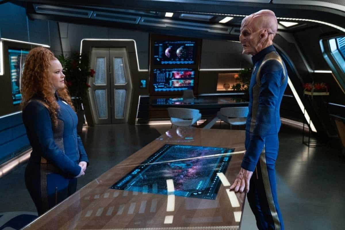 Star Trek: Discovery S3E7 Unification III Review