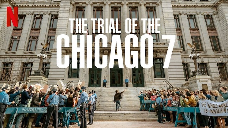 Paramount sold 'The Trial of the Chicago 7' to Netflix