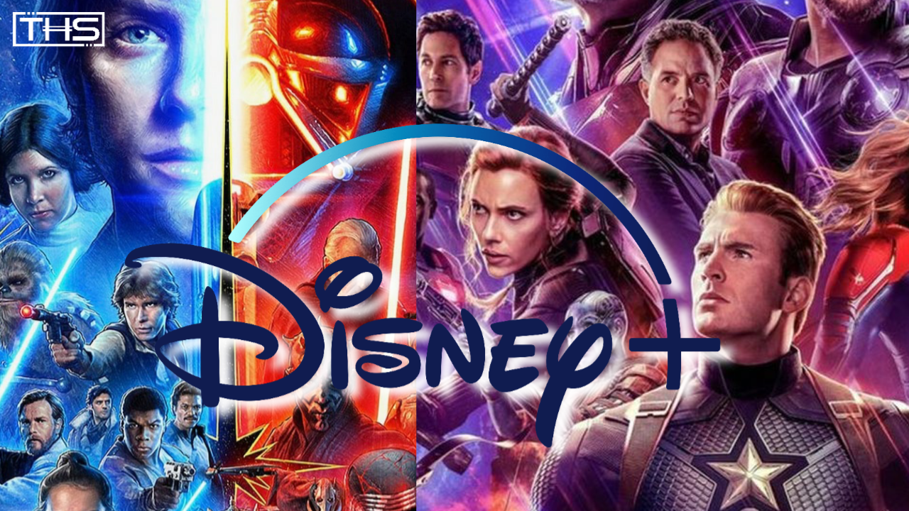 Disney Hits Us With A Tidal Wave Of What's To Come!