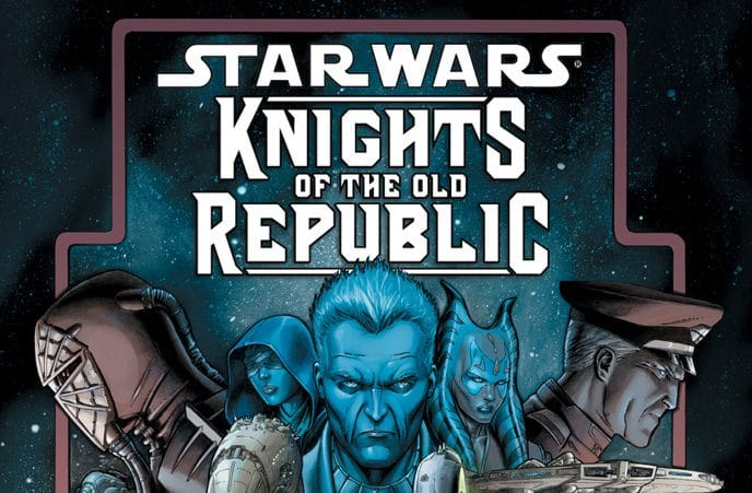 Star Wars Legends: The Old Republic Omnibus Set Coming Soon