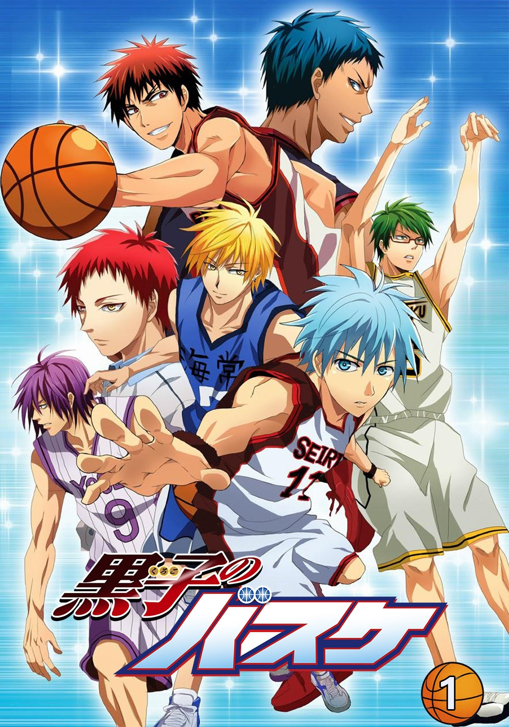 Netflix Adding Kuroko's Basketball Anime January 2021