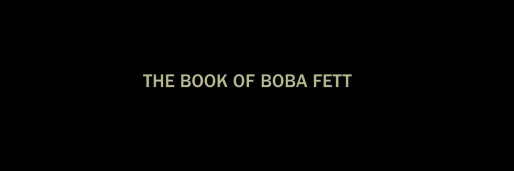 The Book of Boba Fett on Disney+