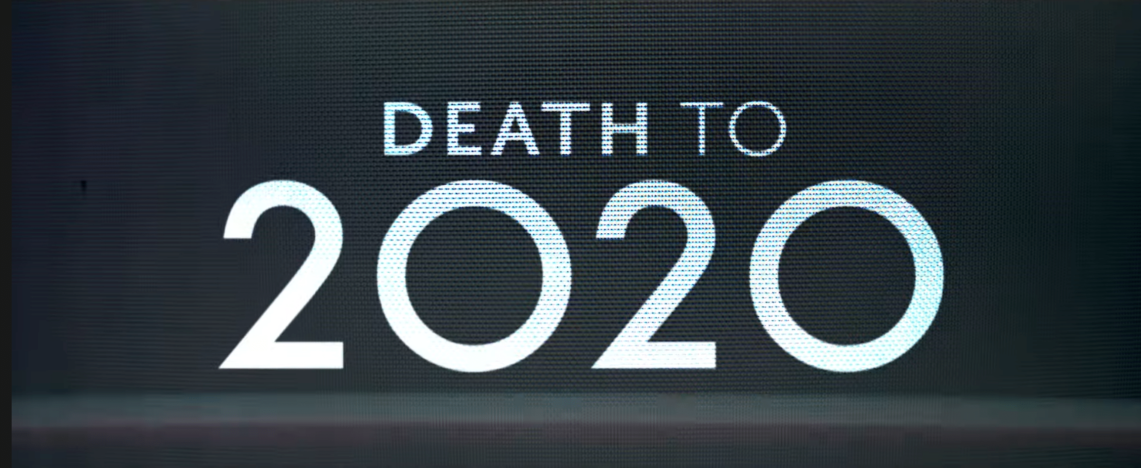 Netflix Roasts The Past Year In 'Death To 2020' (Trailer)
