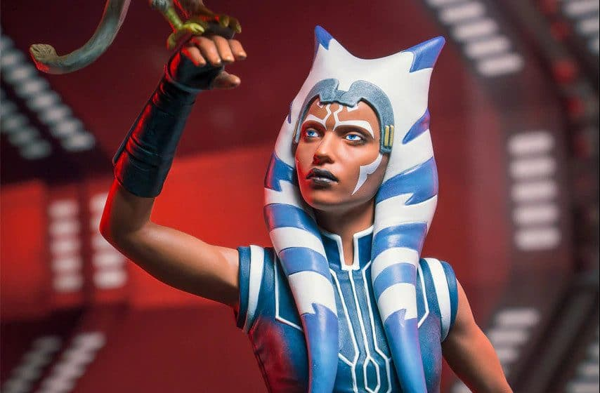 Toy Review: The Clone Wars – Ahsoka Tano Premier Collection Statue