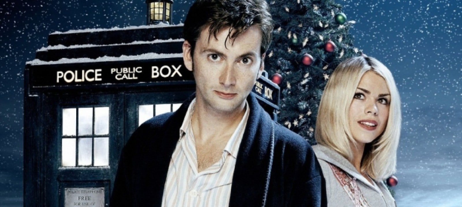 Ranking Every Doctor Who Holiday Special
