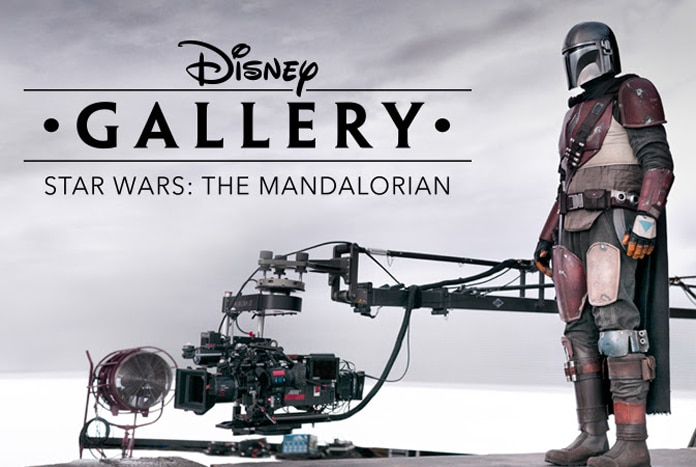 Disney Gallery: The Mandalorian Coming This Christmas!