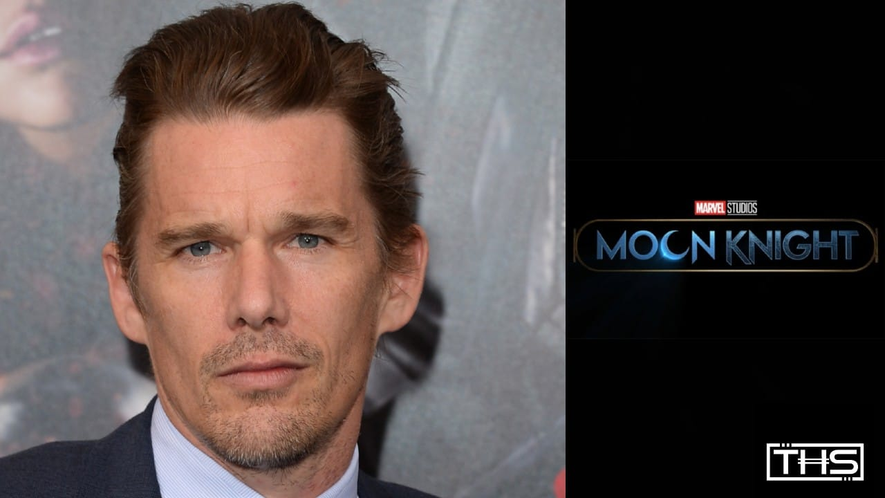 Ethan Hawke Joins Moon Knight Series As Villain