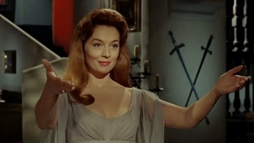Barbara Shelley, Hammer Horror, Doctor Who Star, Dies of COVID at 88