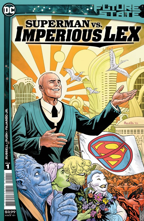 Future State: Superman V. Imperious Lex 1