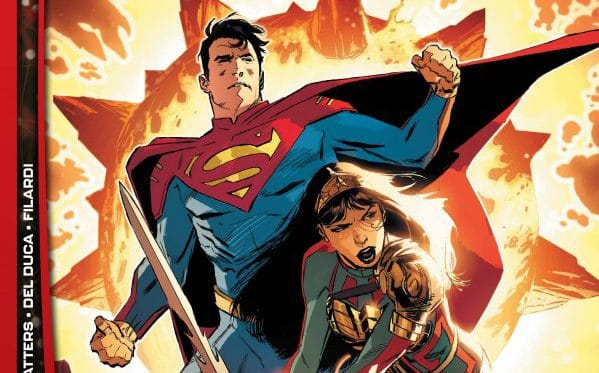 Comic Book Review: Future State: Superman Wonder Woman 1