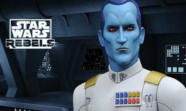 Diamond Select Toys Thrawn