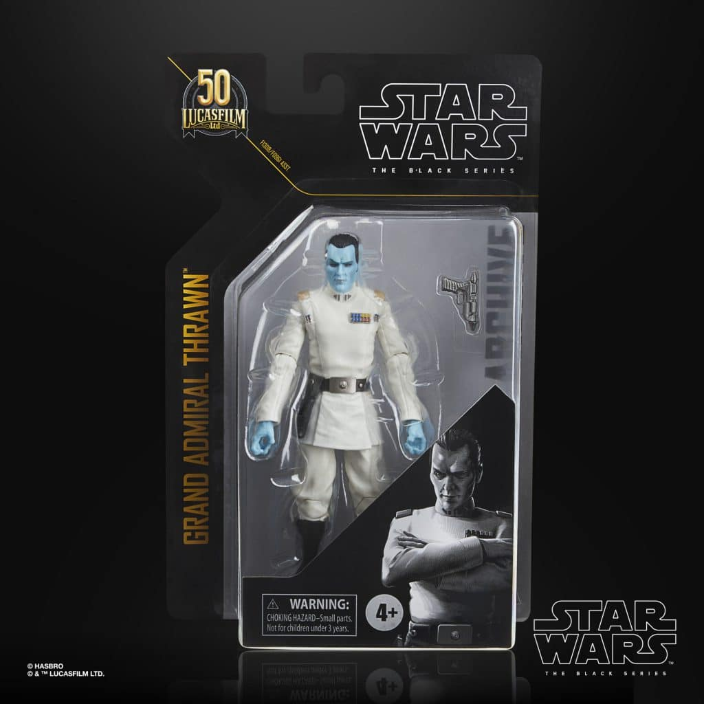 The Black Series Thrawn