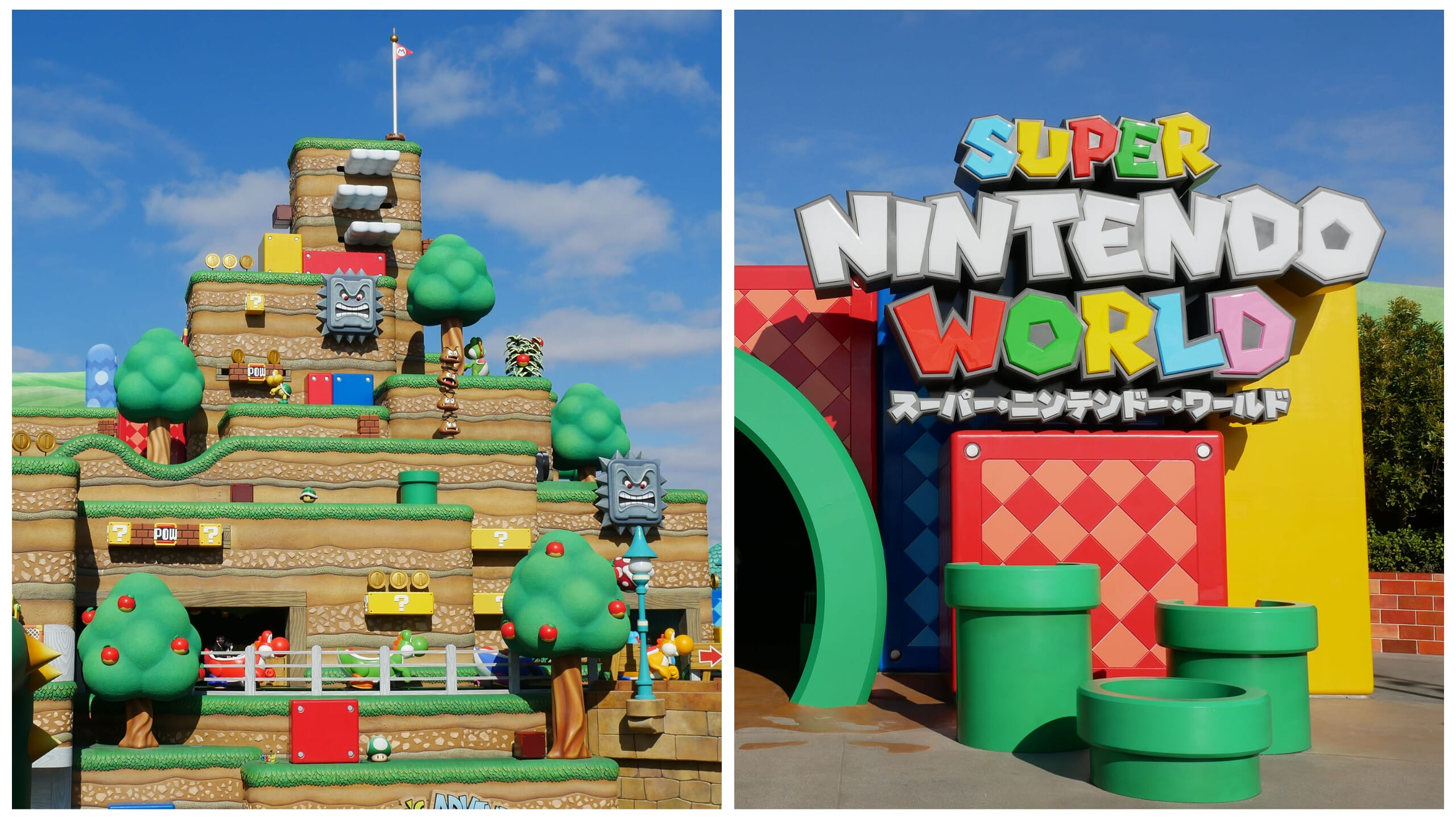 Super Nintendo World: A Short But Sweet YouTube Tour