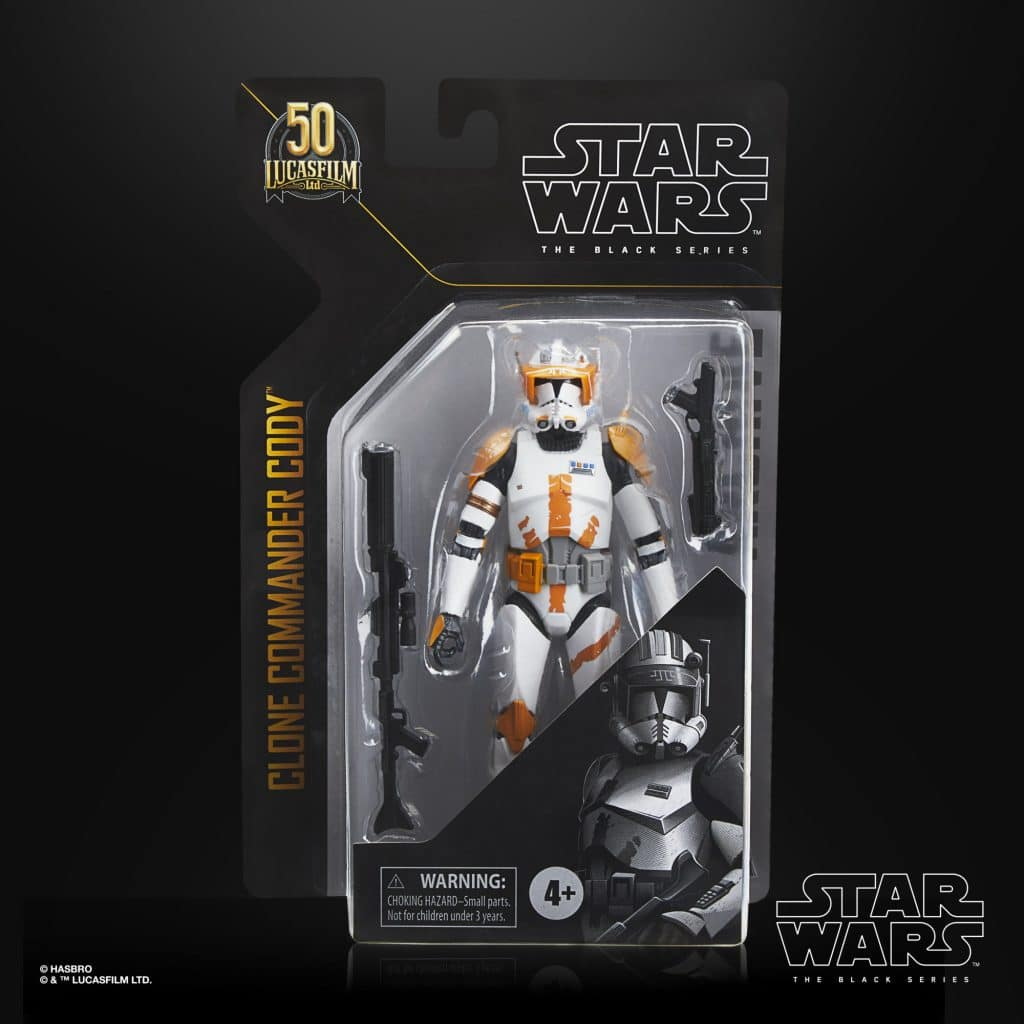 The Black Series Cody