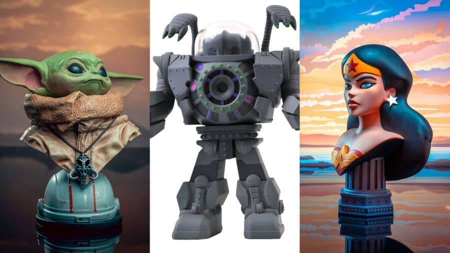 New Items Hitting Local Comic Shops Near You From Diamond Select Toys