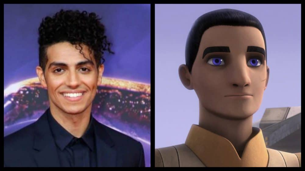 THS Rumor Watch: Mena Massoud To Play Ezra Bridger