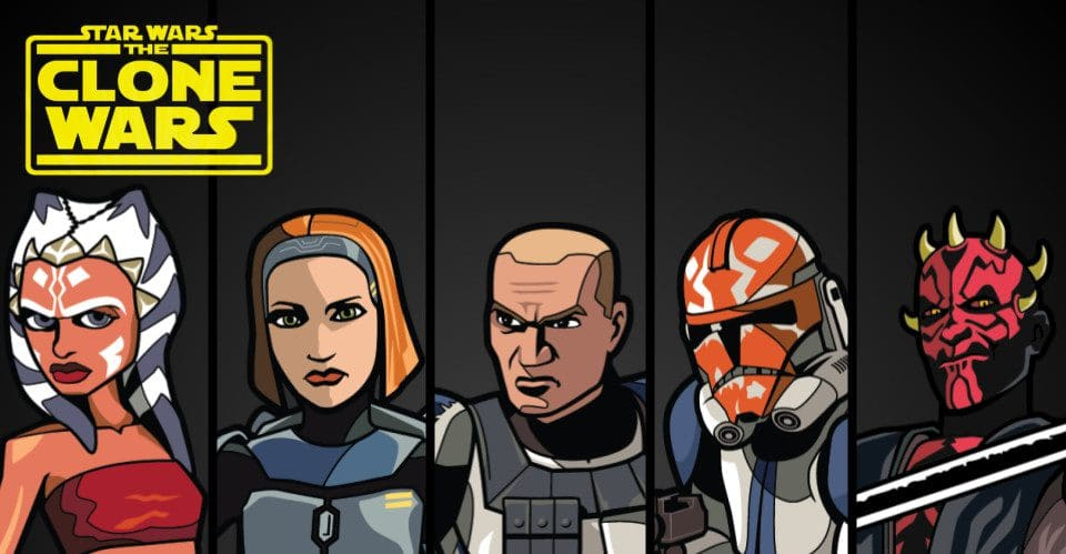 The Clone Wars: FiGPiN Revealed New Pins Heading Our Way