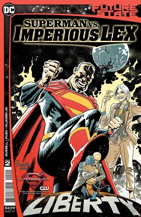 Future State Superman Vs Imperious Lex 2