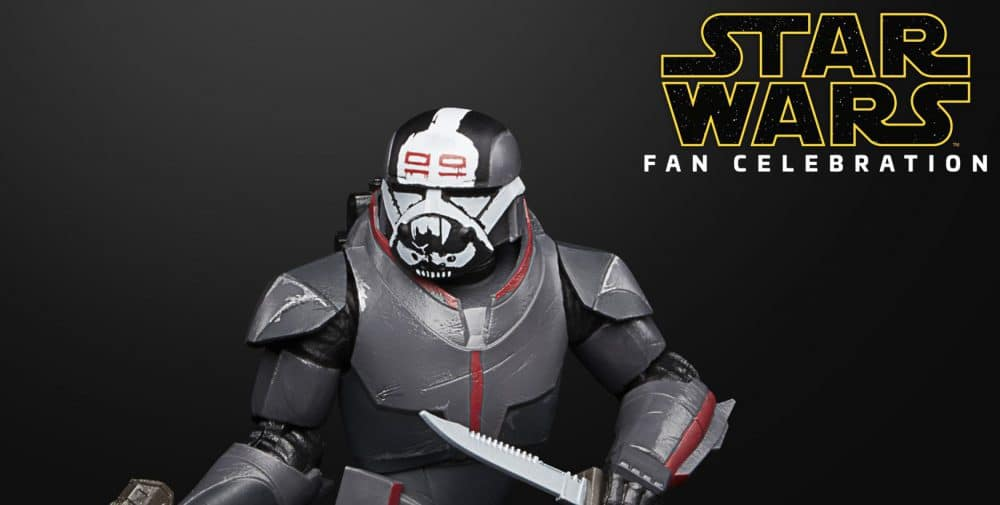 Star Wars: The Bad Batch – Wrecker Available Today To Pre-Order.