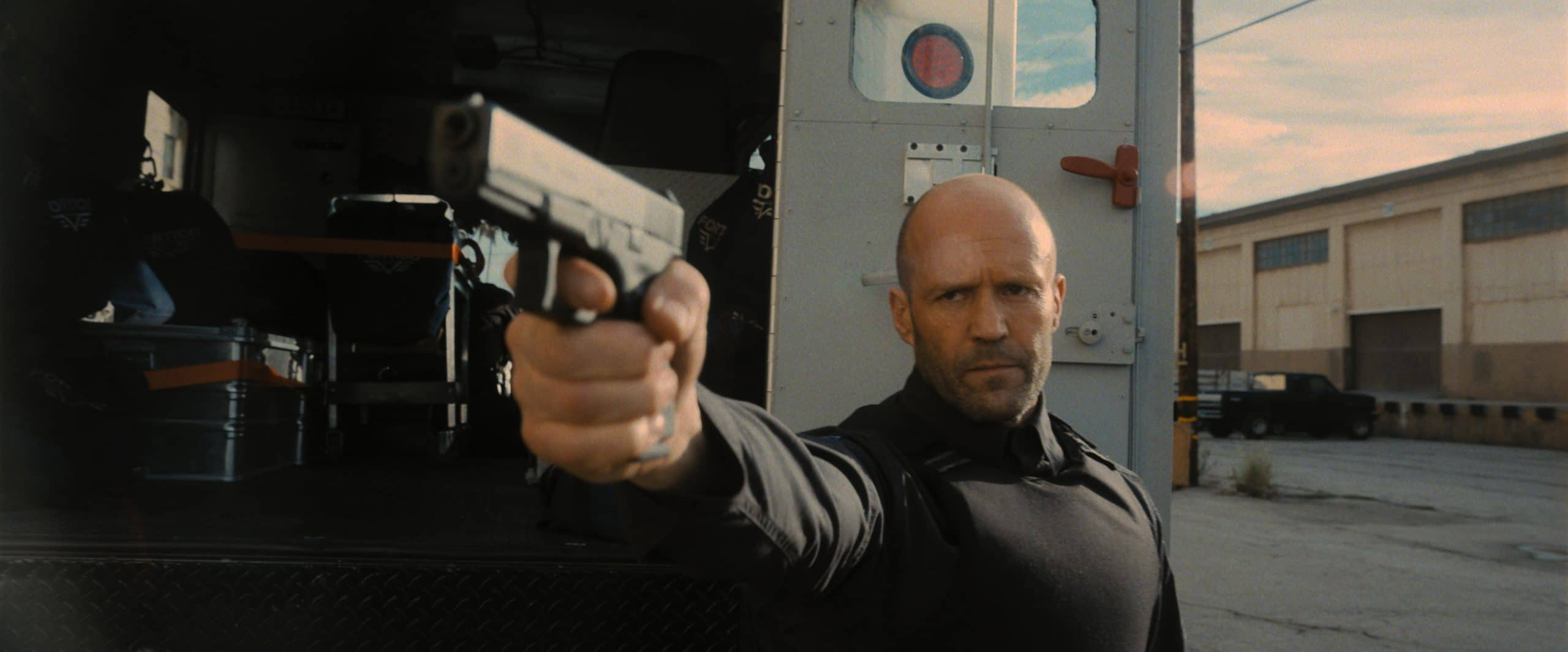 Jason Statham Kicks All Kinds Of Ass In 'Wrath Of Man'